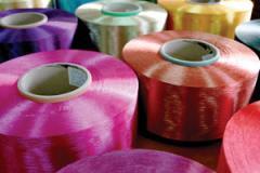 Polyester yarns