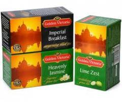 التعبئة والتغليف للشاي