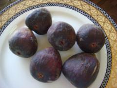 Frozen Black Figs