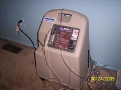 آلة الأكسجين