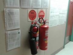 طفايات الحريق