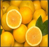 The orange juice