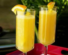 Fruit juice with sugar