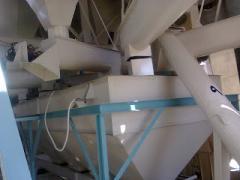 خلط تصنيع ماكينات تعبئة للدقيق والرده
