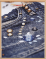 بنطلون جينز مقاسات مختلفة