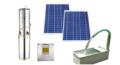 مضخات مياة عميقة بالطاقة الشمسية