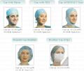 قبعات الطبية