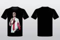 Eminem black cotton t-shirt