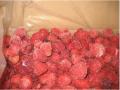 الفراولة المجمدة