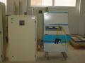 التوزيع الكهربائية ولوحات التحكم