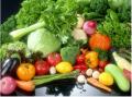 الخضروات العضوية