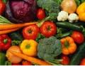 الخضروات الطازجة