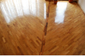Wood Parquet Flooring oak &beech strips