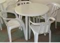 طاولات وكراسي البلاستيك