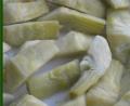 Quarter artichoke