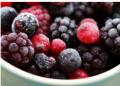 الفاكهة المجمدة