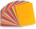 اوراق ملونة