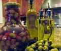 منتجات الزيتون