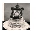 ديليس هى من صنع كيكه الملك فاروق الخاصه بعيد ميلاده وحفلاته الخاصه