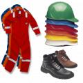 ملابس واقية لعمال المناجم