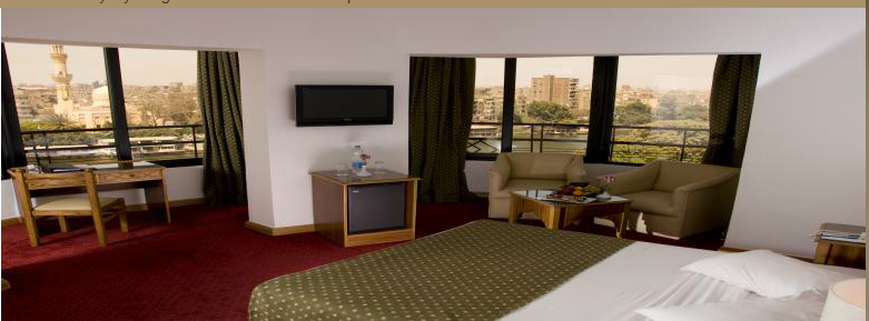 Order Hotel room: business class