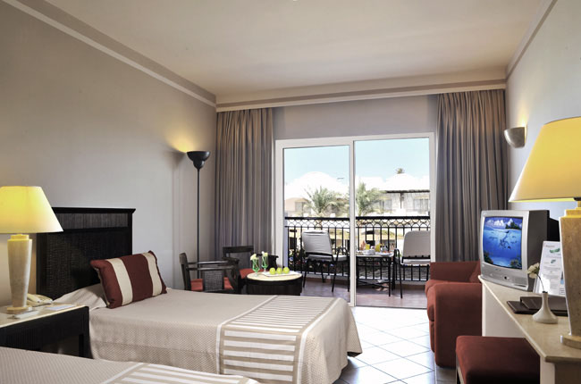 Order Hotel room: One-room double
