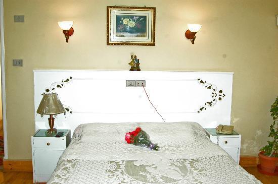 طلب غرف الفندق