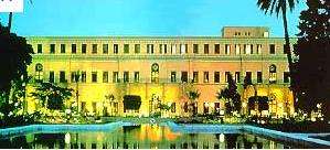 طلب أعمال تشطيبات البرج الشمالى والقصر لفندق ماريوت الزمالك والذى يتكون من 600 غرفة.