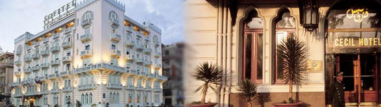 طلب SOFITEL CECIL HOTEL