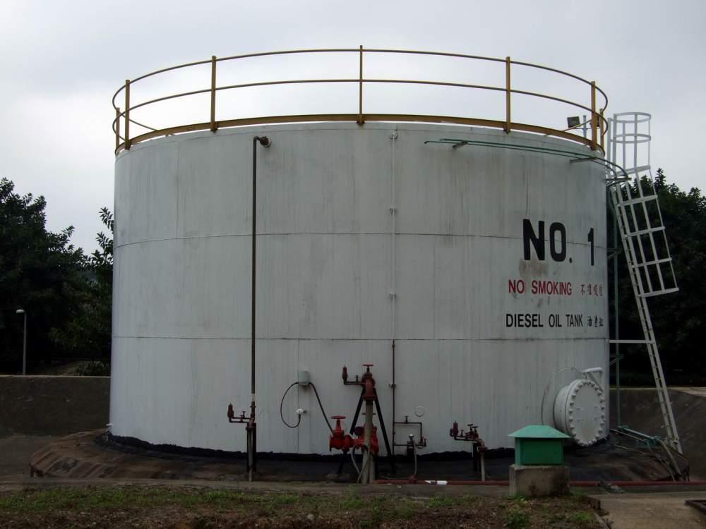 طلب تركيب وصيانة الخزنات البترول