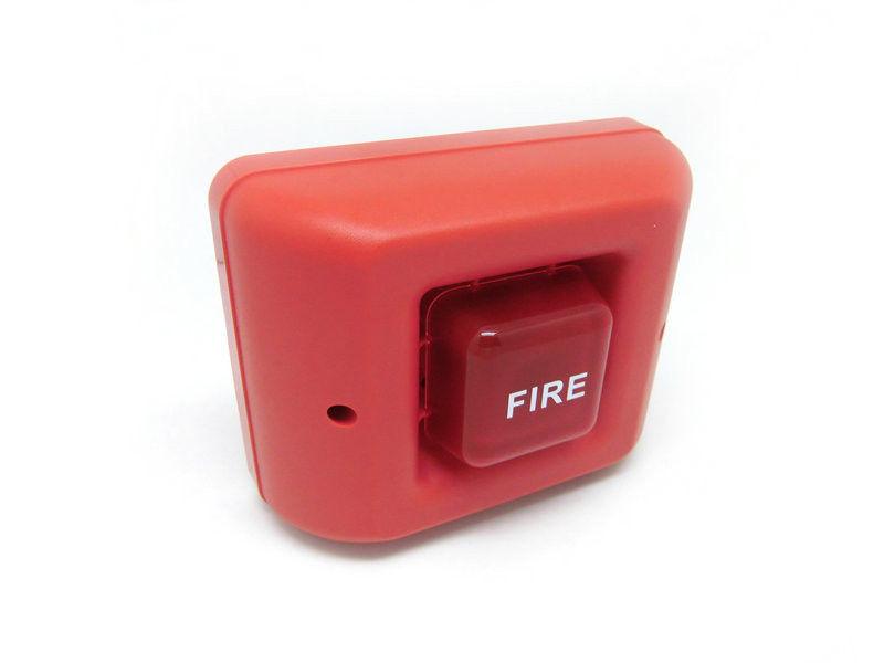 طلب تركيب أنظمة إنذار الحريق