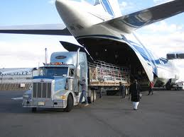 طلب Air Freight Service