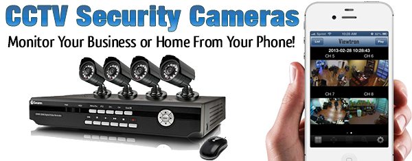 CCTV And IP Surveillance Systems