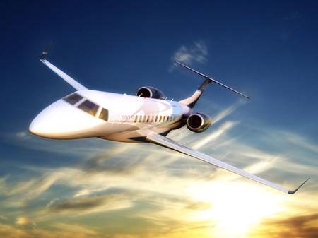طلب النقل الجوي الدولي