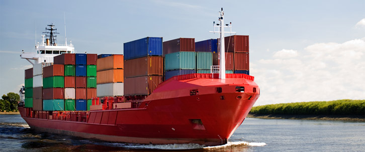 Order International container shipping