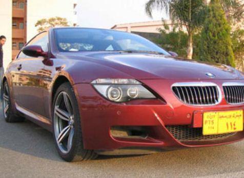 طلب سياره BMW