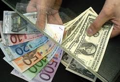 طلب Foreign currencies exchange