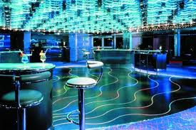 Order Night club at the hotel