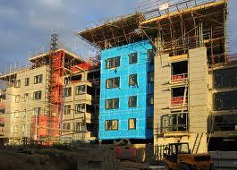 طلب البناء