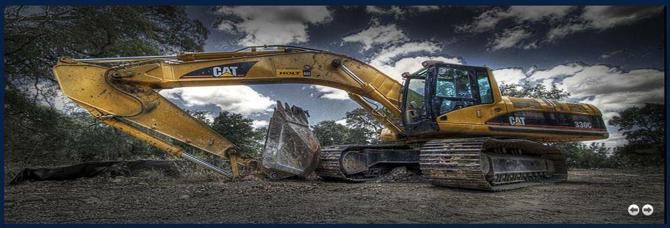 طلب أحدى معدات النقل الثقيل التى تقدمها الشركة