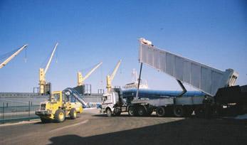 Order Truckings of cargo