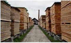 شحن ونقل الخشاب