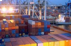 نقل بحرى لبضائع بين مصر والمانيا