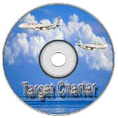 تارجت شارتر لشركات الطيران العارض