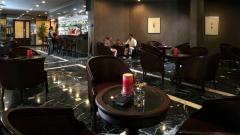 Cafes and bars in the hotel