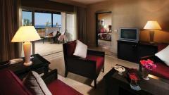 غرف الفندق الملكية