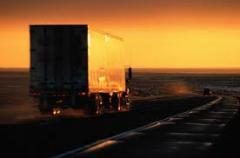 In- land trucking