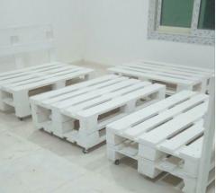 المنصات الخشبية للبناء