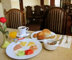 الافطار فى نيو كابرى