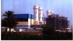 مشروع تنفيذ الأعمال المدنية بمحطة كهرباء الفيوم